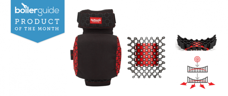 Redbacks Cushioning Kneepads Boiler Guide Product of the Month